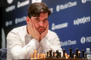 Брянский шахматист Непомнящий не сыграет за звание чемпиона под флагом России