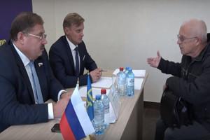 В Брянске Борис Пайкин помог пришедшим на прием горожанам
