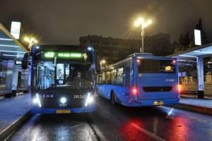 В Брянске предложили запустить ночные автобусы