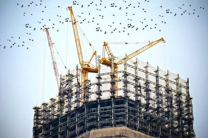 В Брянской области за первые три месяца года построено 793 квартиры