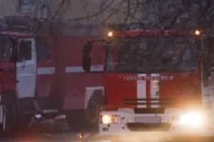 Под Новозыбковом рано утром сгорел жилой дом