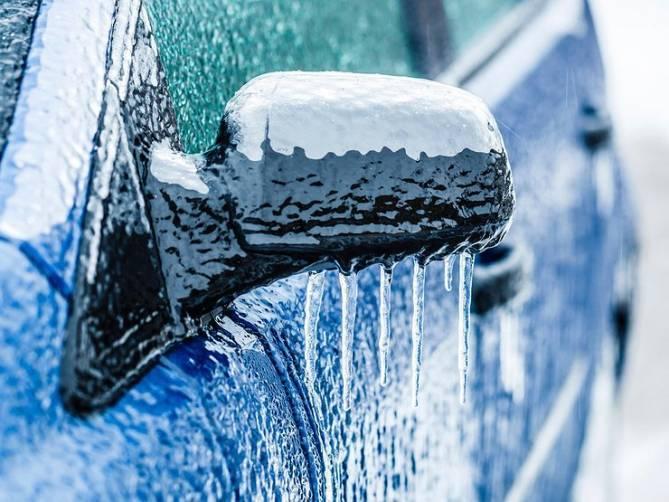 Брянцев предупредили о надвигающемся ледяном дожде