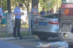 В Брянске ищут свидетелей смертельного наезда на пенсионерку
