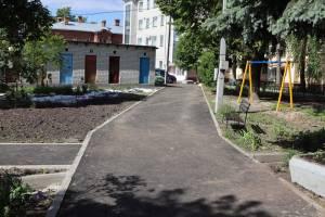 В Брянске во дворе по Карла Маркса установят детскую площадку