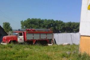 В Карачевском районе спасли человека из квартиры с горящей мебелью