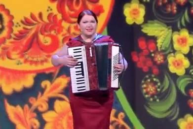 Брянская звезда Матрена нашла жениха на шоу «Давай поженимся»
