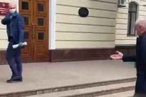 Заместитель брянского губернатора Коробко назвал блогера Коломейцев трусом