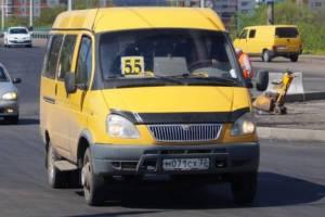 Из-за жары брянские маршрутки превратились в душегубки