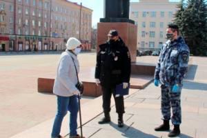 В Брянске на майских праздниках полиция начнет работать жестче