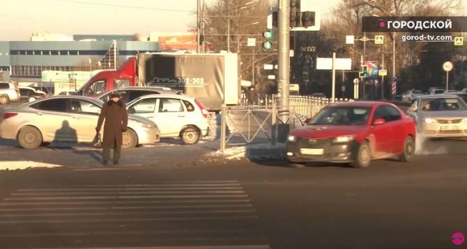 Брянские водители заявили «Городскому» о неудобстве новых светофоров