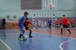 В Брянске прошел детский турнир по мини-футболу