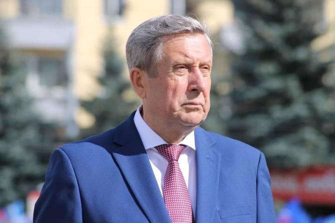 Председатель брянской облдумы Владимир Попков уходит в отставку