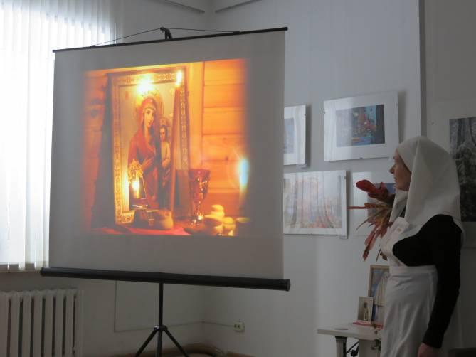 В Брянске открылась православная выставка «Кладезь»