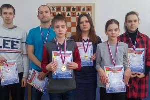 В Брянске определили лучших шахматистов