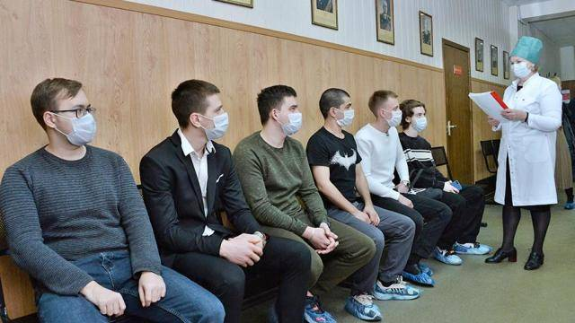 В Брянской области прошли первые заседания призывных комиссий