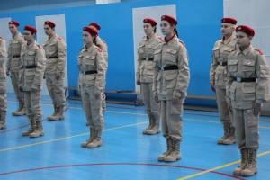 Еще 90 брянских школьников стали юнармейцами