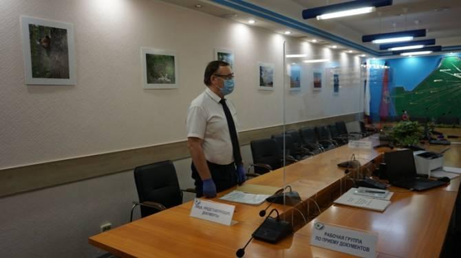 В избирком подали документы еще два кандидата на пост брянского губернатора