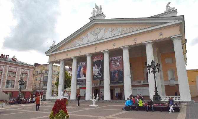 Брянский драмтеатр из-за коронавируса досрочно закрыл сезон