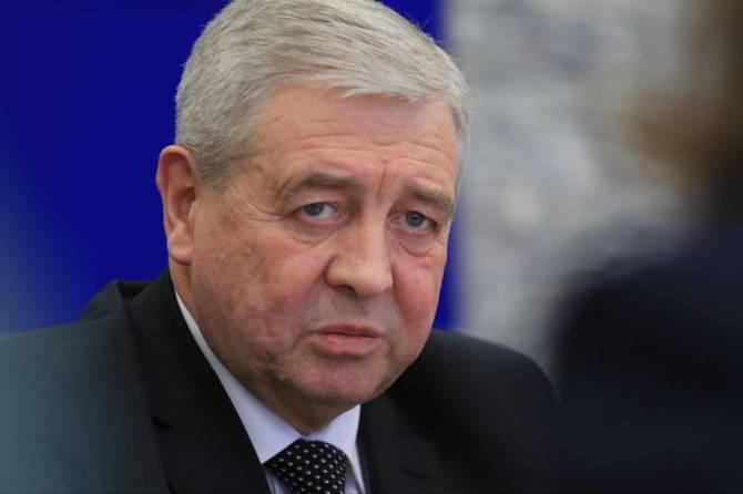 На Брянщину приехал посол Республики Беларусь Владимир Семашко
