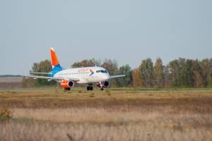 Самолет из Сочи в Брянск задержали на 2 часа