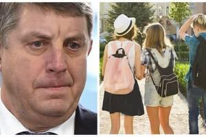 Брянский губернатор Богомаз проигнорировал детей от 16 до 18 лет