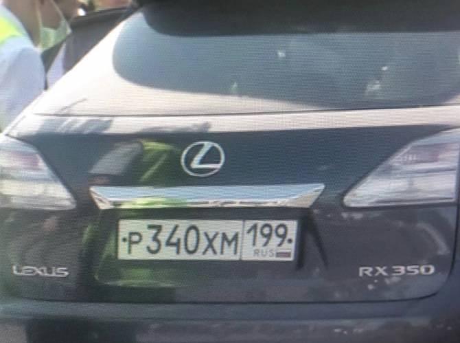 В Брянске в жуткое ДТП попал 19-летний парень на отцовском Лексусе