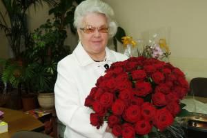 В Брянске исполнилось 80 лет основателю лицея № 1 имени Пушкина