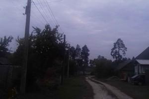 В брянском поселке фонари горят днем и выключаются ночью