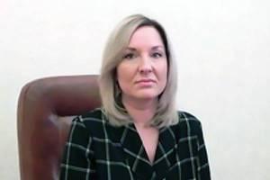 Председателем брянской Контрольно-счетной палаты назначили Ольгу Павлову