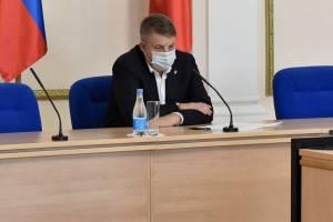 Брянский губернатор пригрозил новыми ограничениями из-за COVID-19
