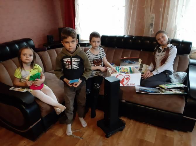 Для тяжелобольной девочки из Клинцов купили бактерицидный рециркулятор