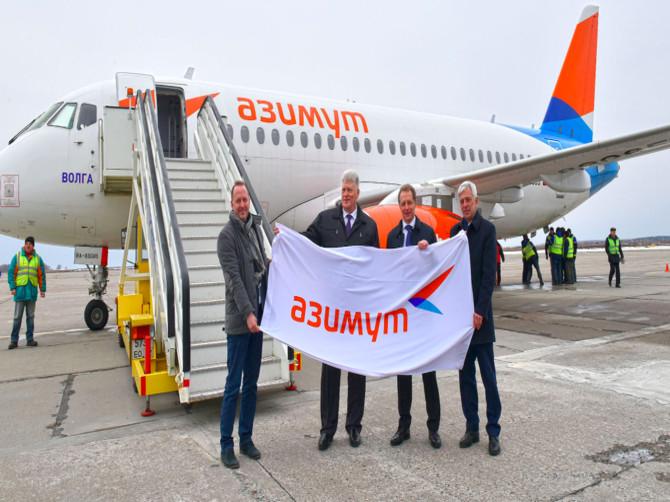 Из-за сильного тумана в Брянске самолет из Краснодара улетел в Москву