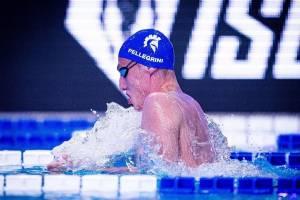 Брянец Илья Бородин выиграл две медали на этапе Международной плавательной лиги