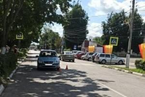 В Унече автоледи сломала ключицу 12-летнему мальчику