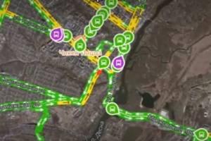 В сервисе «Яндекс.Карты» отобразились не все брянские автобусы