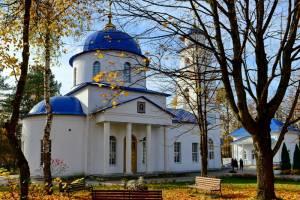 В Брянске началось благоустройство церкви Иоанна Крондштадского