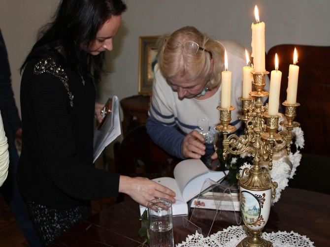 В Овстуге показали переписку жены Тютчева с поэтом Вяземским