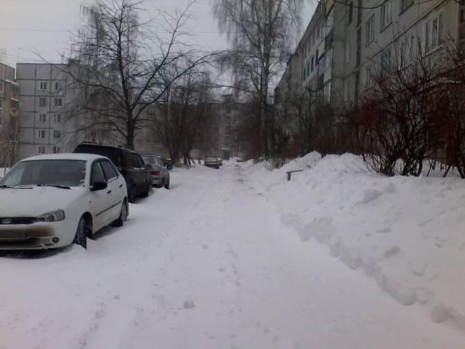 В Брянске без тепла остался переулок Пилотов