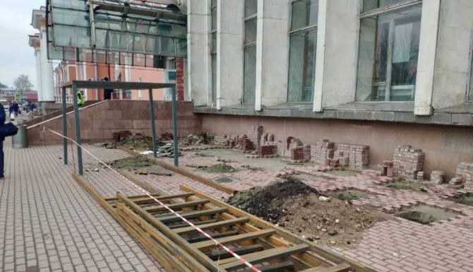 На вокзале «Брянск-Орловский» построят огромный пандус