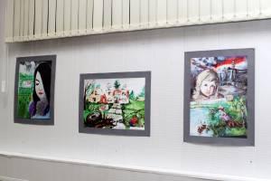 Брянцам представили выставку «Чернобыль: 35 лет спустя»