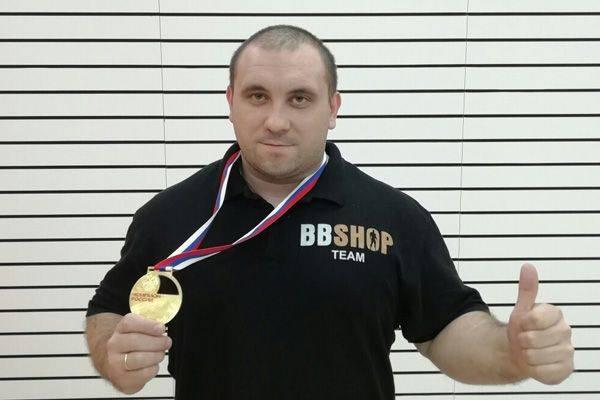 Брянский спортсмен Дмитрий Апанасевич стал мастером спорта России