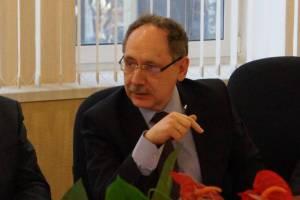 Директор брянского лицея №27 Игорь Афонин слёг в больницу с коронавирусом