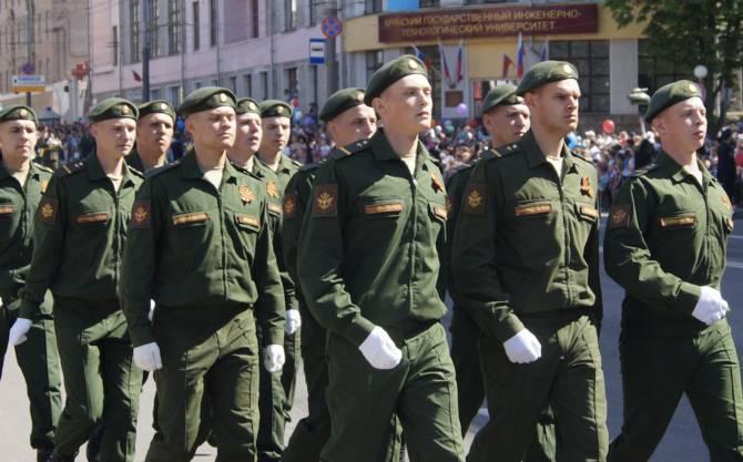 Брянские воинские части пополнятся новобранцами