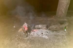 Жители Погара на самоизоляции устроили свинство на пляже