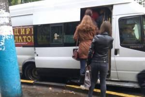 В Брянске жители Володарки пожаловались на отсутствие маршруток