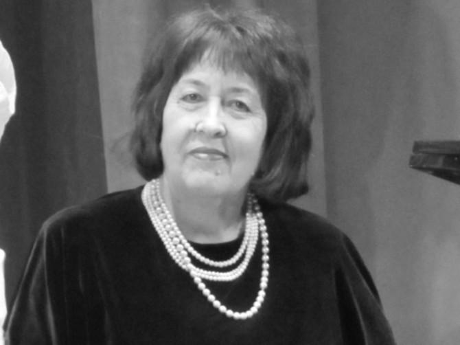 В Брянске умерла дирижёр городского академического хора