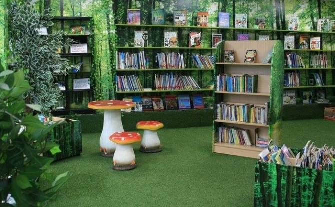 В Брянске «Зелёная библиотека» распахнёт двери для гостей