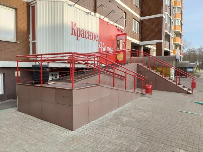 В Брянске маленький магазин с генератором спас микрорайон «Речной»