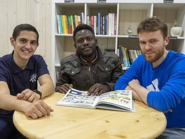 Организатор фестиваля «День Африки» нашел в Брянске любовь