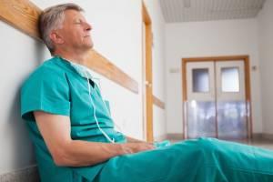 Брянские врачи работают на грани нервного истощения